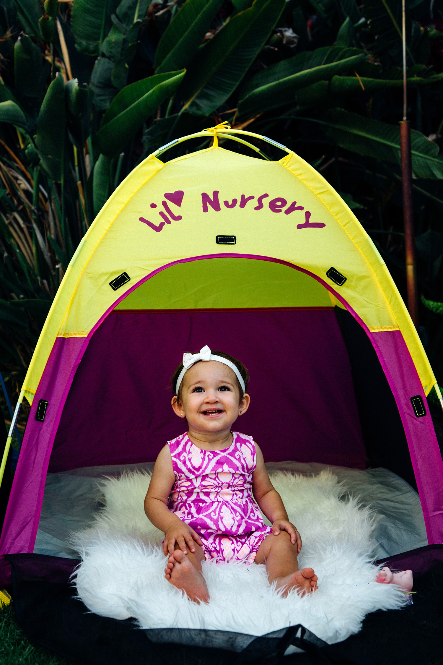 First up is our Lilu0027 Nursery Tent! It features two mesh side panels that allow for &le ventilation AND easy viewing for parents and babies to keep their ...  sc 1 st  Playfully - A Pacific Play Tents Blog - Pacific Play Tents & Heartfelt Toys for Baby - Playfully